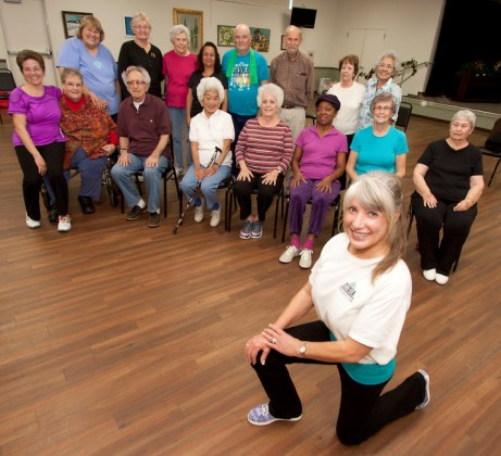 Individual Instructor Licensing for GeriFit